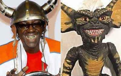 Flava-Flav look a like